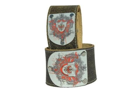 Armband mit Tiroler Wappen
