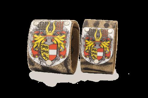 """Kärnten Armband """"Herzale"""" Bull Antik"""