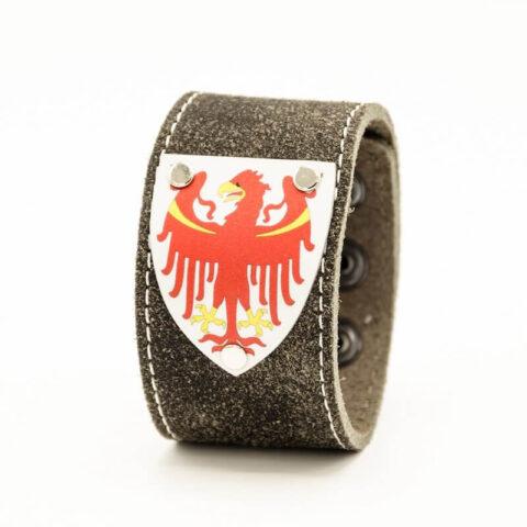 Südtiroler Armband - Rustico Schwarz