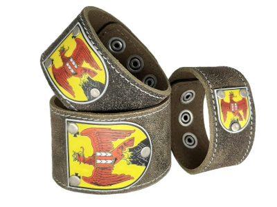 Armband Burgenland Rustico Trachtenbraun