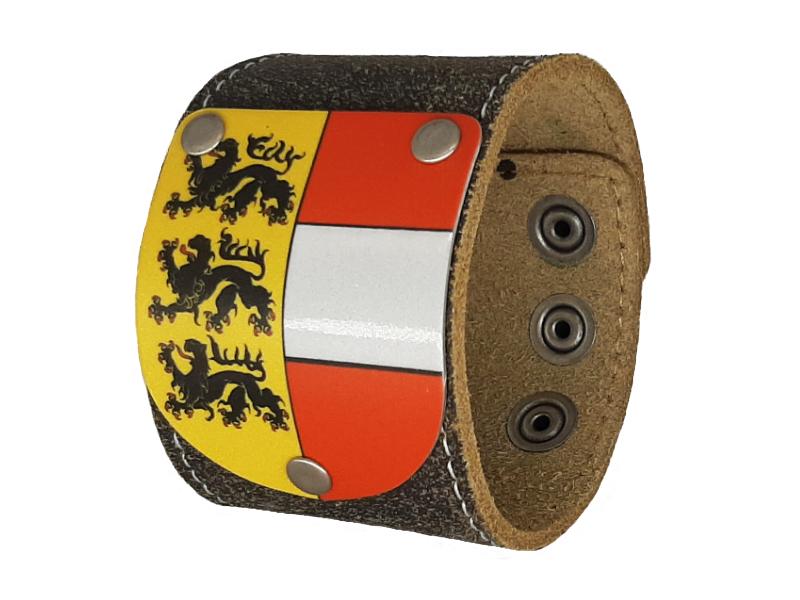 Armband Kärnten Rustico 5cm braun