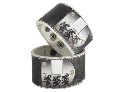 Armband Kärnten Vintage Schwarz 4cm