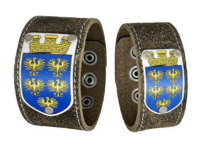Armband Partnerset mit Niederösterreich Wappen