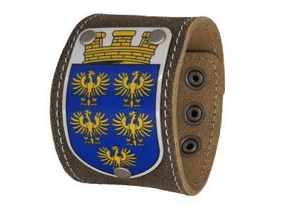 Armband Partnerset Niederösterreich Herren 5cm breit