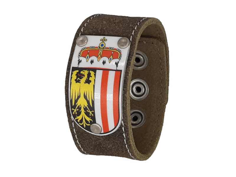 Damen Armband Oberösterreich im Partnerset