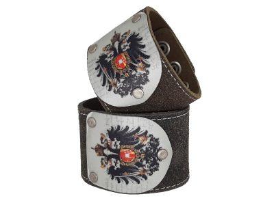 Armband Österreichischer Doppeladler rustikal