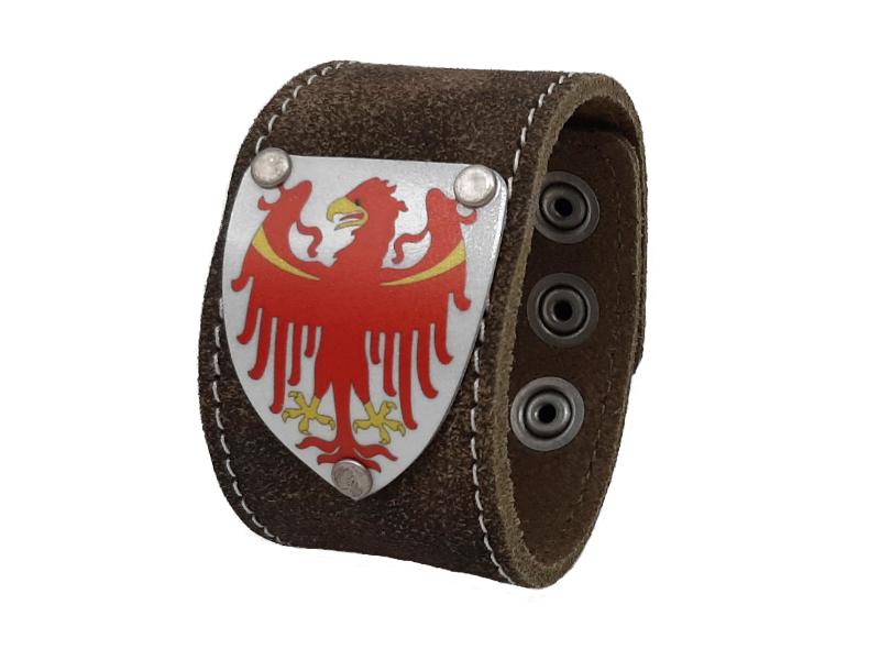 Lederarmband Südtirol