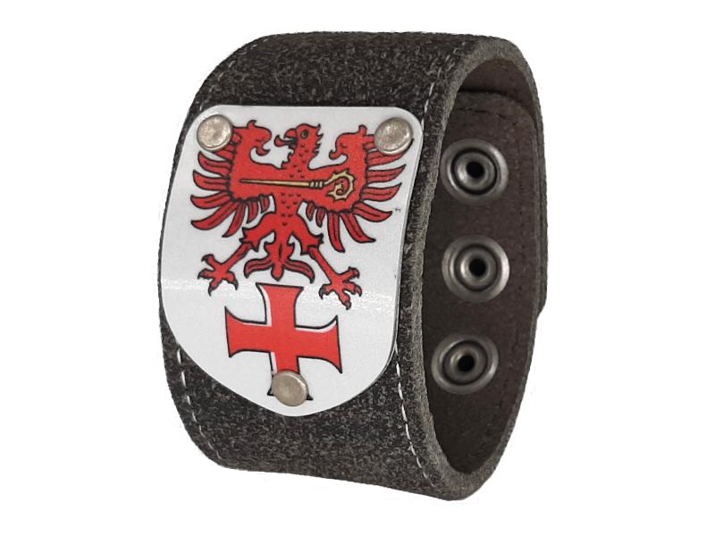 Armband Südtirol Vintage Silbergrau