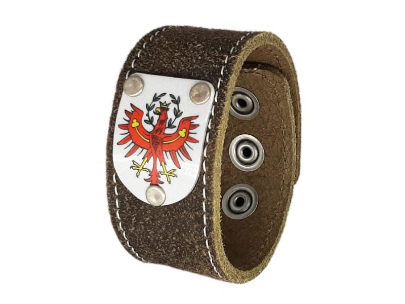Armband mit Tirol Wappen für Frauen