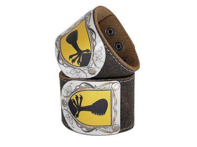 Villacher Armband mit Adlerkralle Wappen Villach