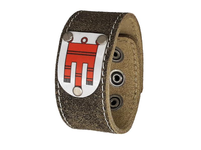 Armband Partnerset Vorarlberg für Damen 3cm breit