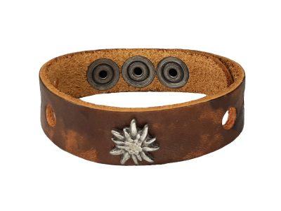 Edelweiss Armband für Damen