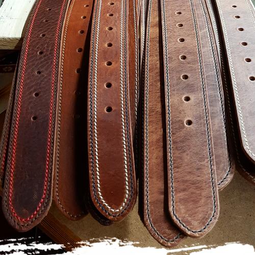 Leder Vintage Rugged