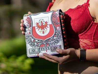 Handtasche mit Tirol Wappen