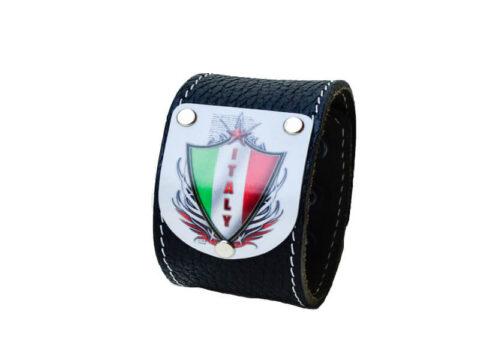 Italien Armband schwarz