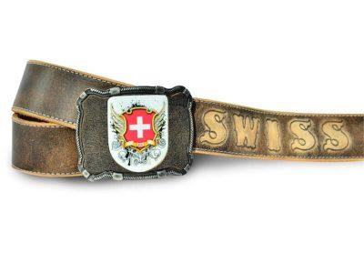Schweizer Gürtel Deluxe