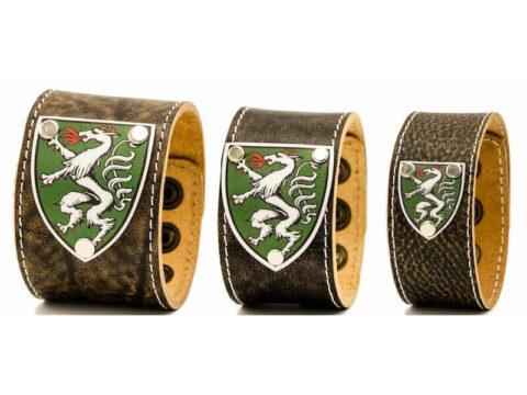 Steiermark Trachtenarmband mit Wappen
