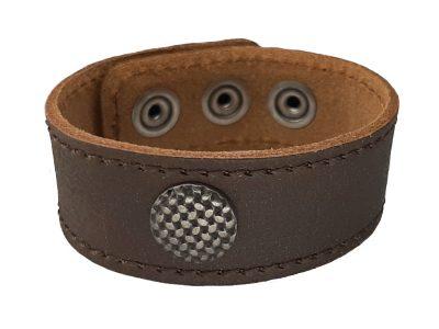 Armband mit Zierniete Mesch
