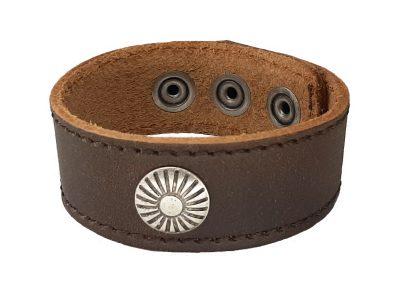 Armband mit Zierniete Sun