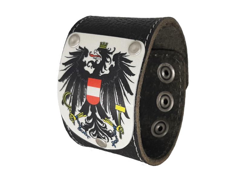 Armband mit Österreich Adler