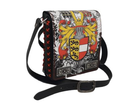 Designer Handtasche mit Kärnten Wappen