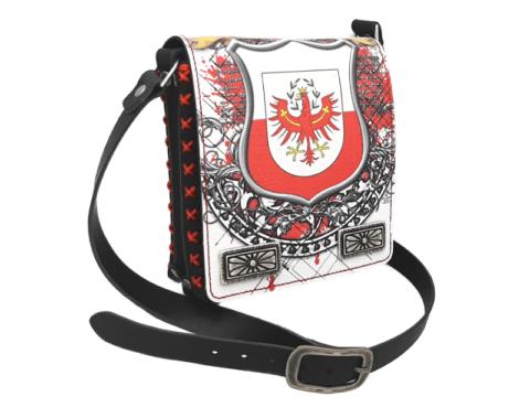 Trachten Handtasche mit Wappen Tirol